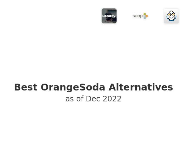 Best OrangeSoda Alternatives