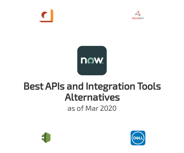 Best APIs and Integration Tools Alternatives