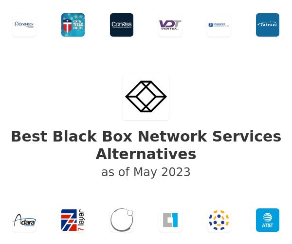 Best Black Box Network Services Alternatives