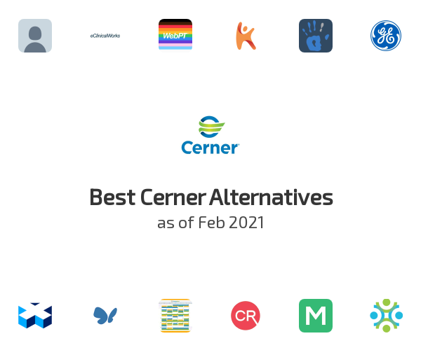 Best Cerner Alternatives