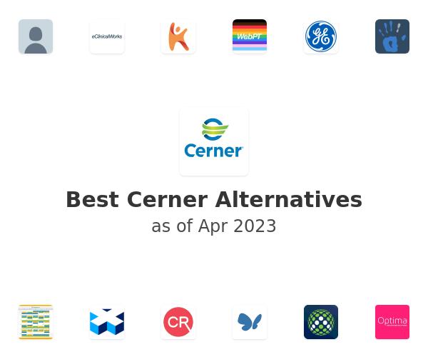 Best Cerner Alternatives
