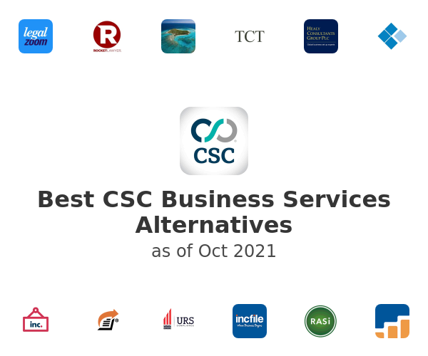 Best CSC Business Services Alternatives