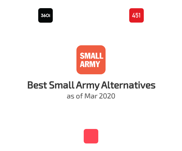 Best Small Army Alternatives