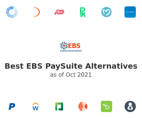 Best EBS PaySuite Alternatives