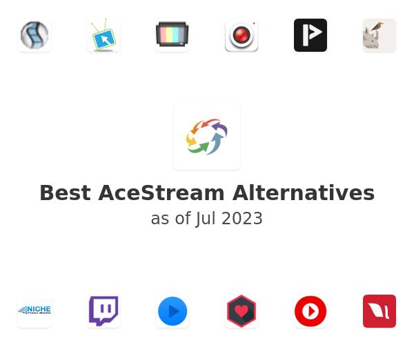 Best AceStream Alternatives