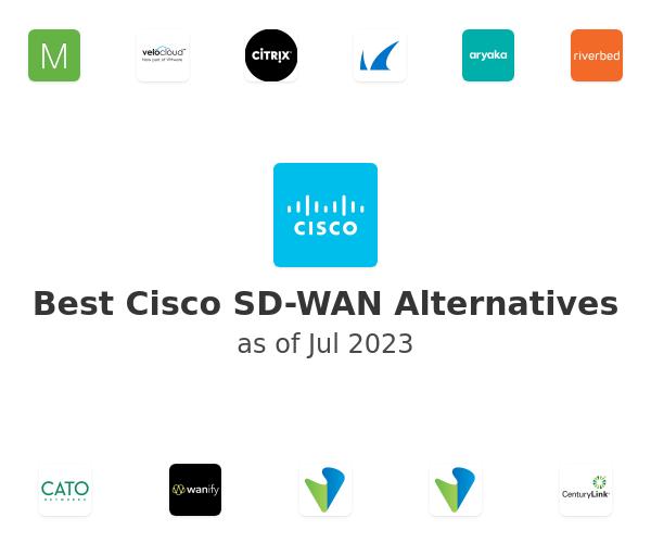 Best Cisco SD-WAN Alternatives