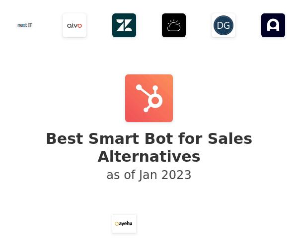 Best Smart Bot for Sales Alternatives