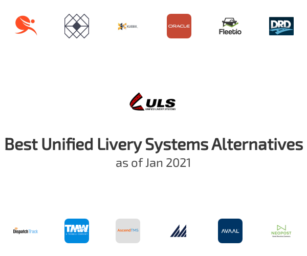 Best Unified Livery Systems Alternatives