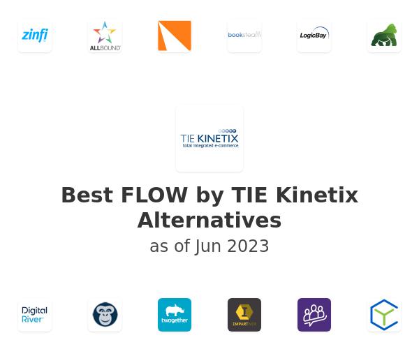 Best FLOW by TIE Kinetix Alternatives