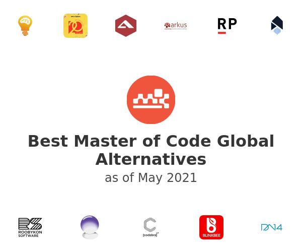 Best Master of Code Global Alternatives