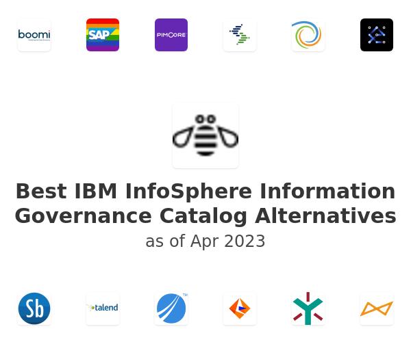 Best IBM InfoSphere Information Governance Catalog Alternatives