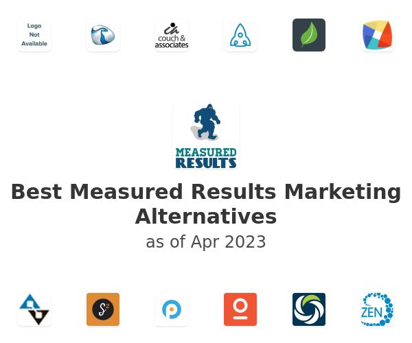 Best Measured Results Marketing Alternatives