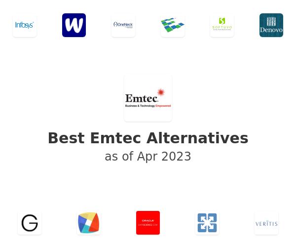 Best Emtec Alternatives
