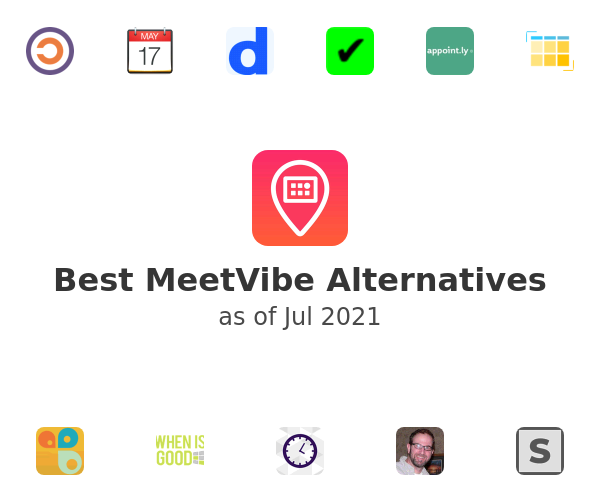 Best MeetVibe Alternatives