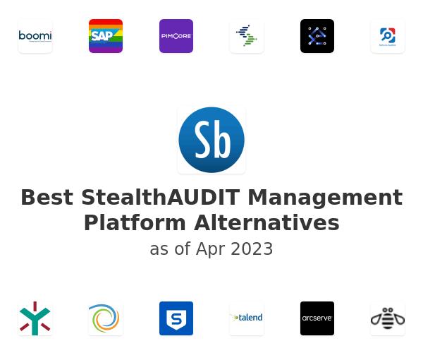Best StealthAUDIT Management Platform Alternatives