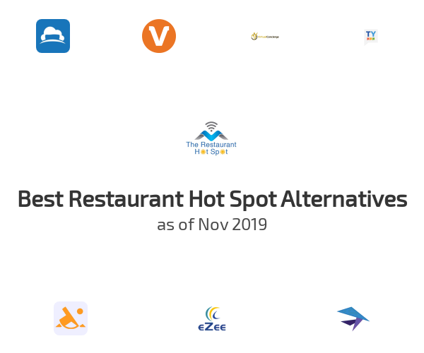 Best Restaurant Hot Spot Alternatives