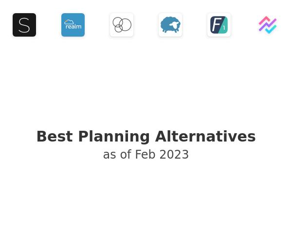 Best Planning Alternatives