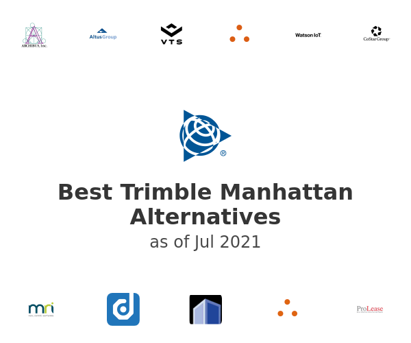 Best Trimble Manhattan Alternatives