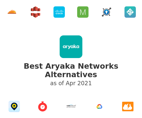 Best Aryaka Networks Alternatives