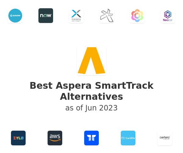 Best Aspera SmartTrack Alternatives