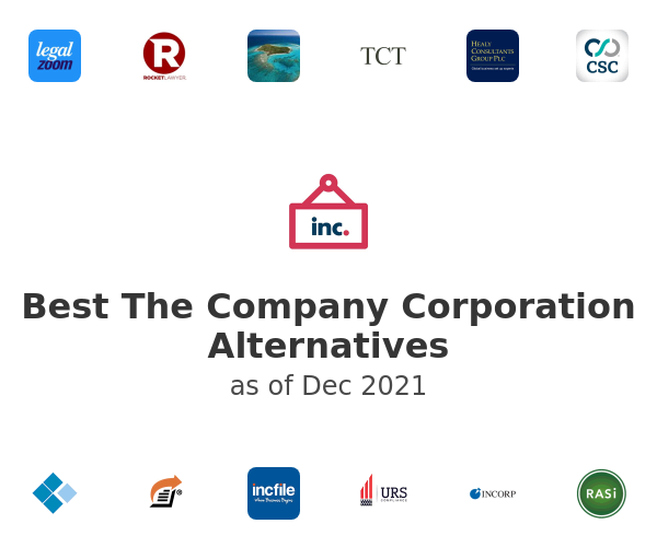 Best The Company Corporation Alternatives