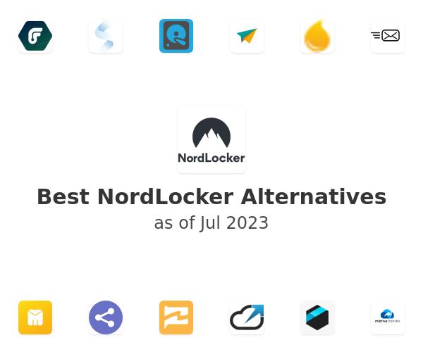 Best NordLocker Alternatives