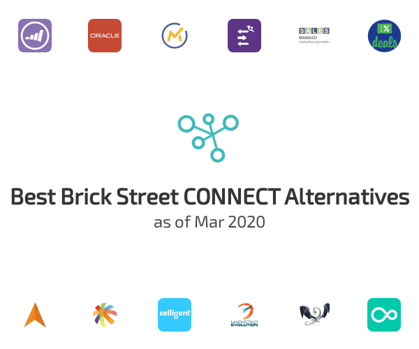 Best Brick Street CONNECT Alternatives
