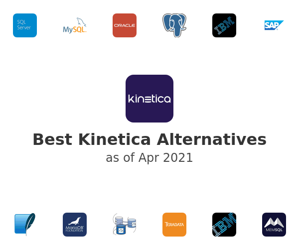 Best Kinetica Alternatives