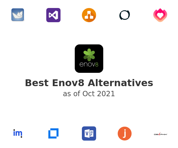 Best Enov8 Alternatives