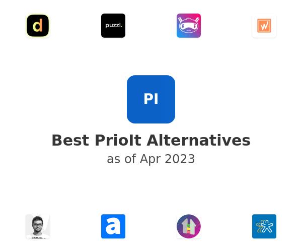 Best PrioIt Alternatives