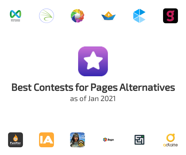 Best Contests for Pages Alternatives