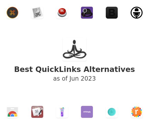 Best QuickLinks Alternatives