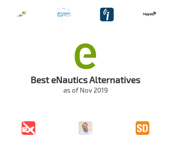Best eNautics Alternatives