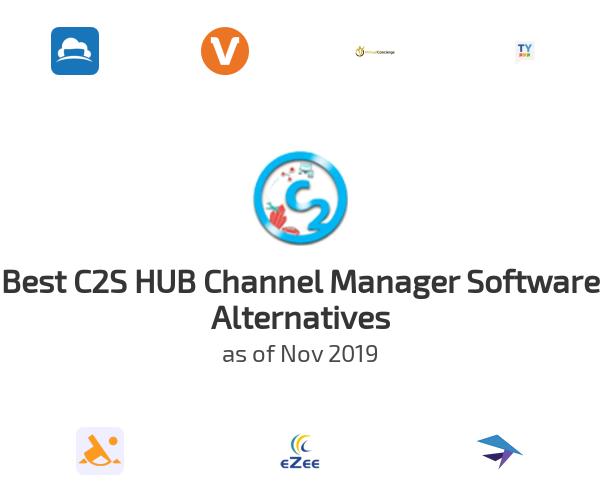 Best C2S HUB Channel Manager Software Alternatives