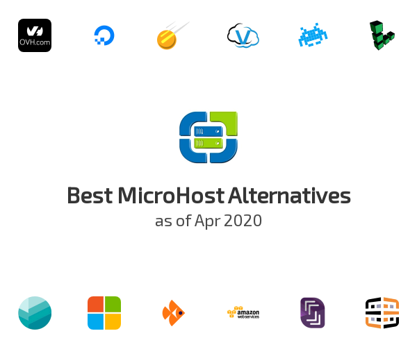 Best MicroHost Alternatives
