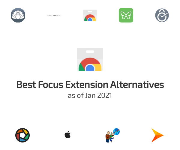 Best Focus Extension Alternatives