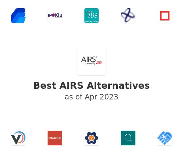 Best AIRS Alternatives