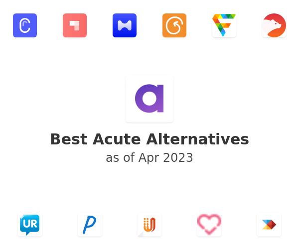 Best Acute Alternatives