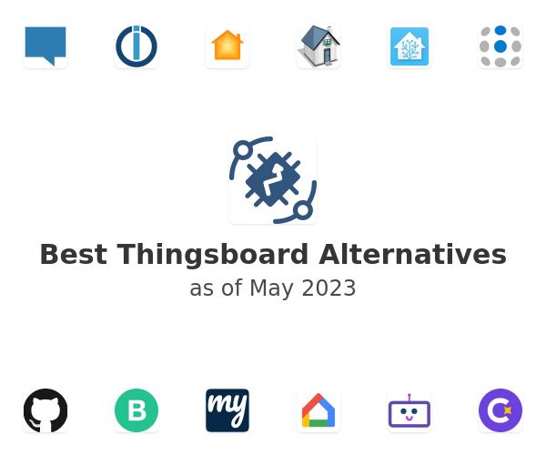 Best Thingsboard Alternatives