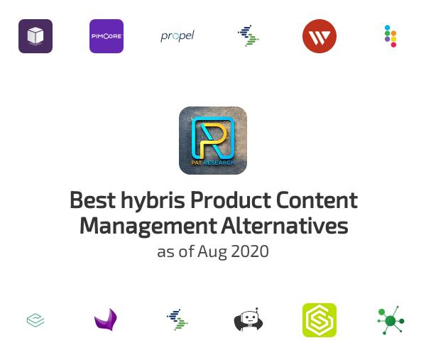Best hybris Product Content Management Alternatives