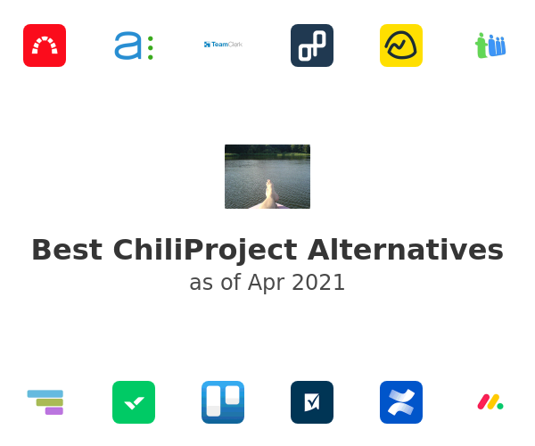 Best ChiliProject Alternatives