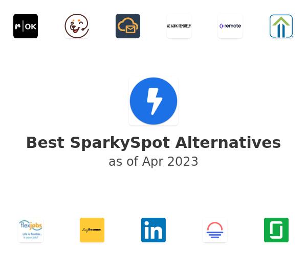 Best SparkySpot Alternatives