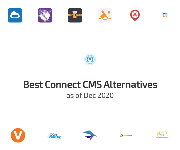 Best Connect CMS Alternatives