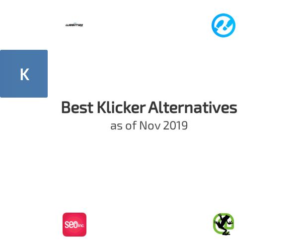 Best Klicker Alternatives