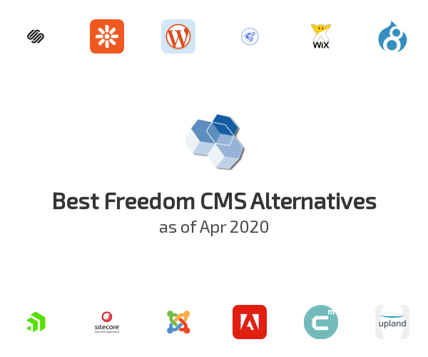Best Freedom CMS Alternatives