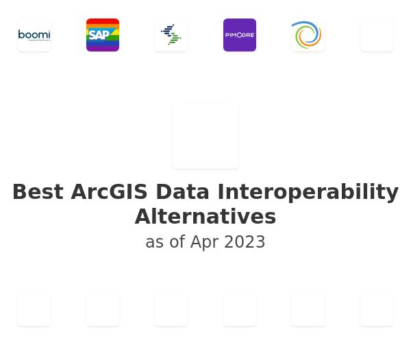 Best ArcGIS Data Interoperability Alternatives