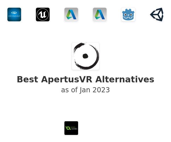 Best ApertusVR Alternatives