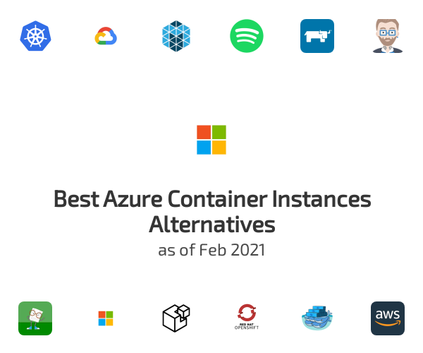 Best Azure Container Instances Alternatives