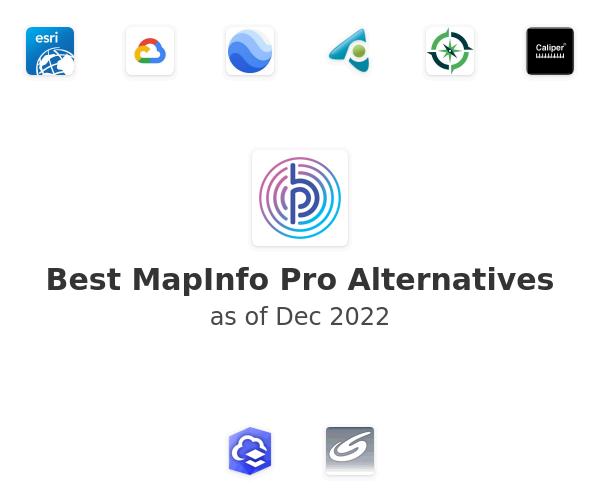 Best MapInfo Pro Alternatives