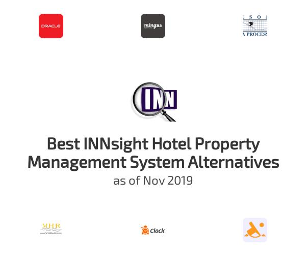 Best INNsight Hotel Property Management System Alternatives